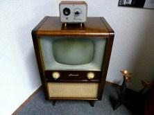 DDR Museum Fernsehgerät