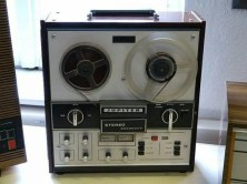 DDR Museum Stereo Recorder
