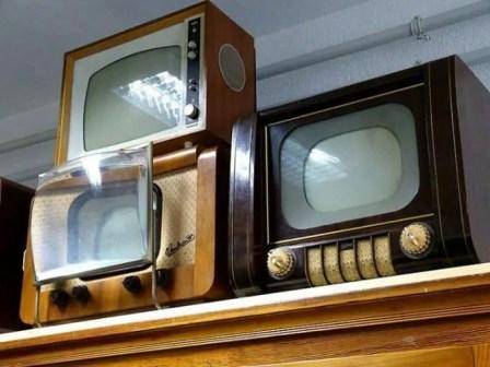 DDR Museum Fernseher
