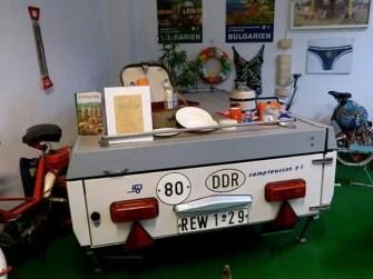 DDR Museum Campinganhänger