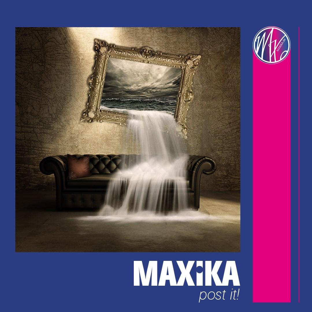 MAXIKA. Ihrem Team für ein klares Bild im Leben. Social Media in der Praxis.