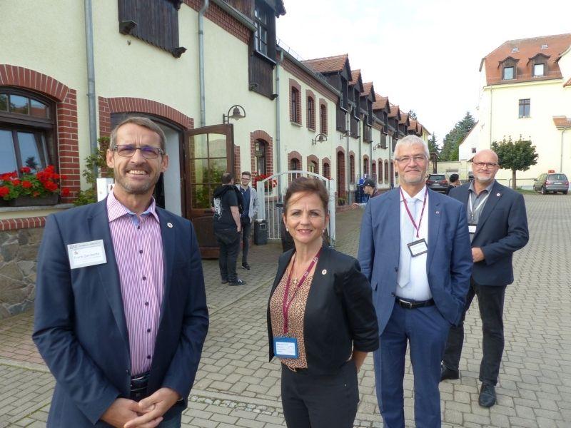 Unternehmernetzwerk in Taucha unter neuer Führung