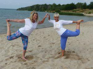 Yoga-Beachfestival im Lausitzer Seenland