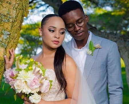 Hungani Ndlovu wedding photo