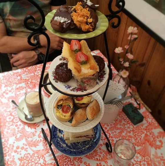 high tea pantry