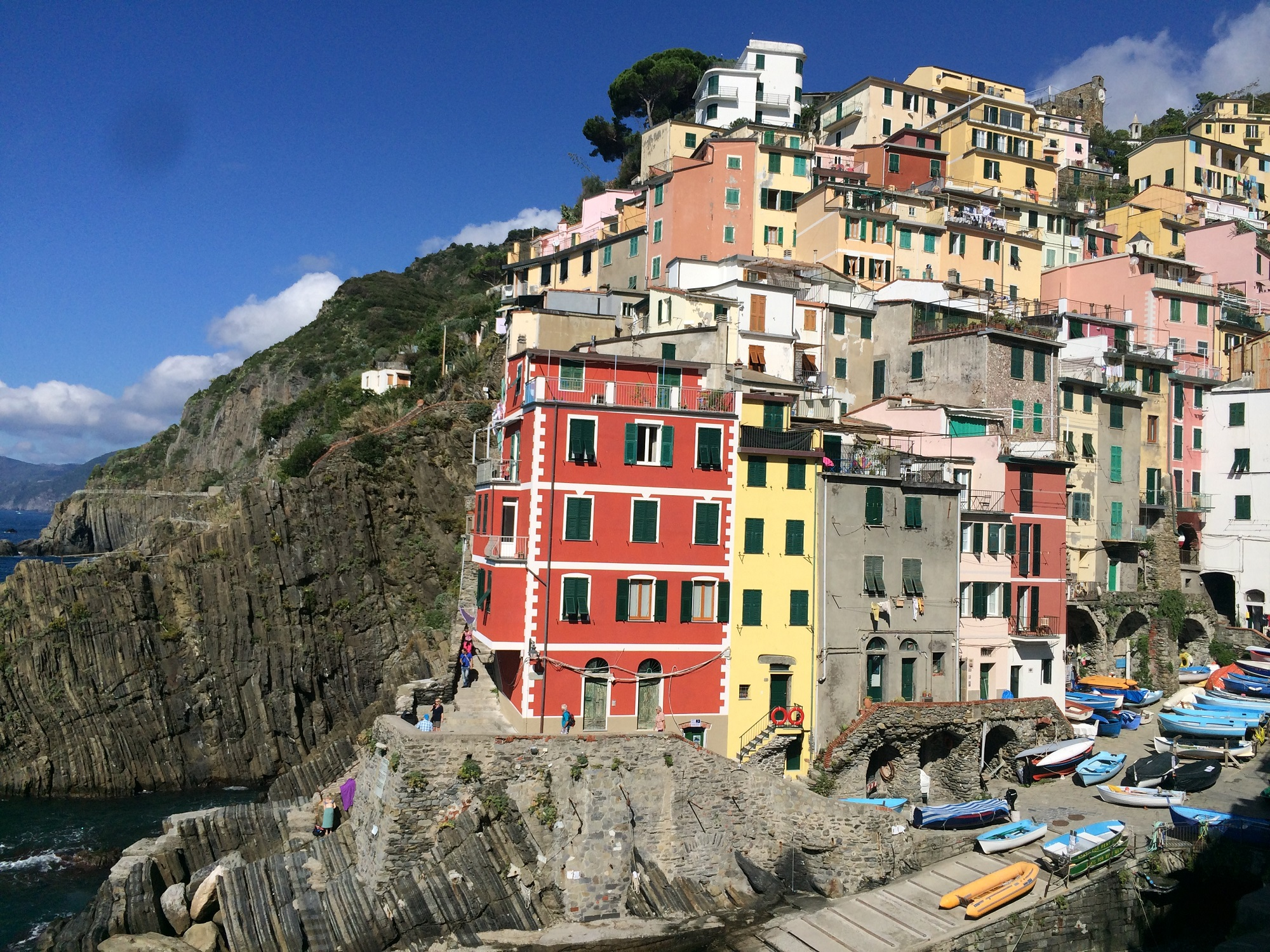 You See Photos Online And Read All About It In The Travel Guides But Seriously Nothing Can Prepare For Beauty Of Cinque Terre A UNESCO World