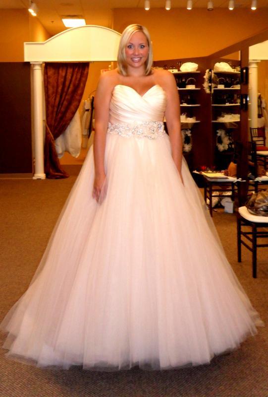 Lazaro Wedding Dresses Dressed Up Girl