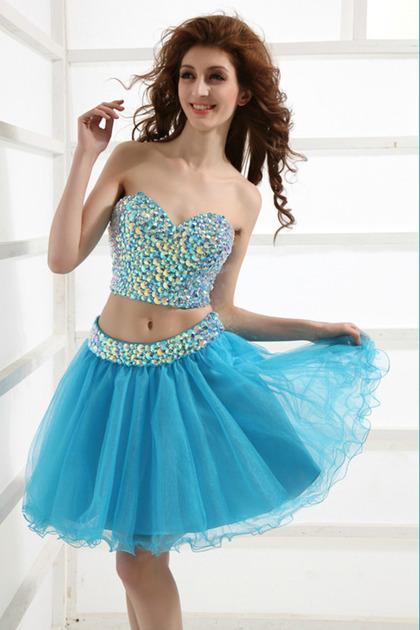 Homecoming 2 Piece Dresses