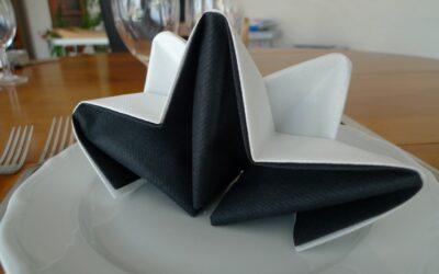 Pliage De Serviette 30 Idees Pour Votre Deco De Table Dresser La Table