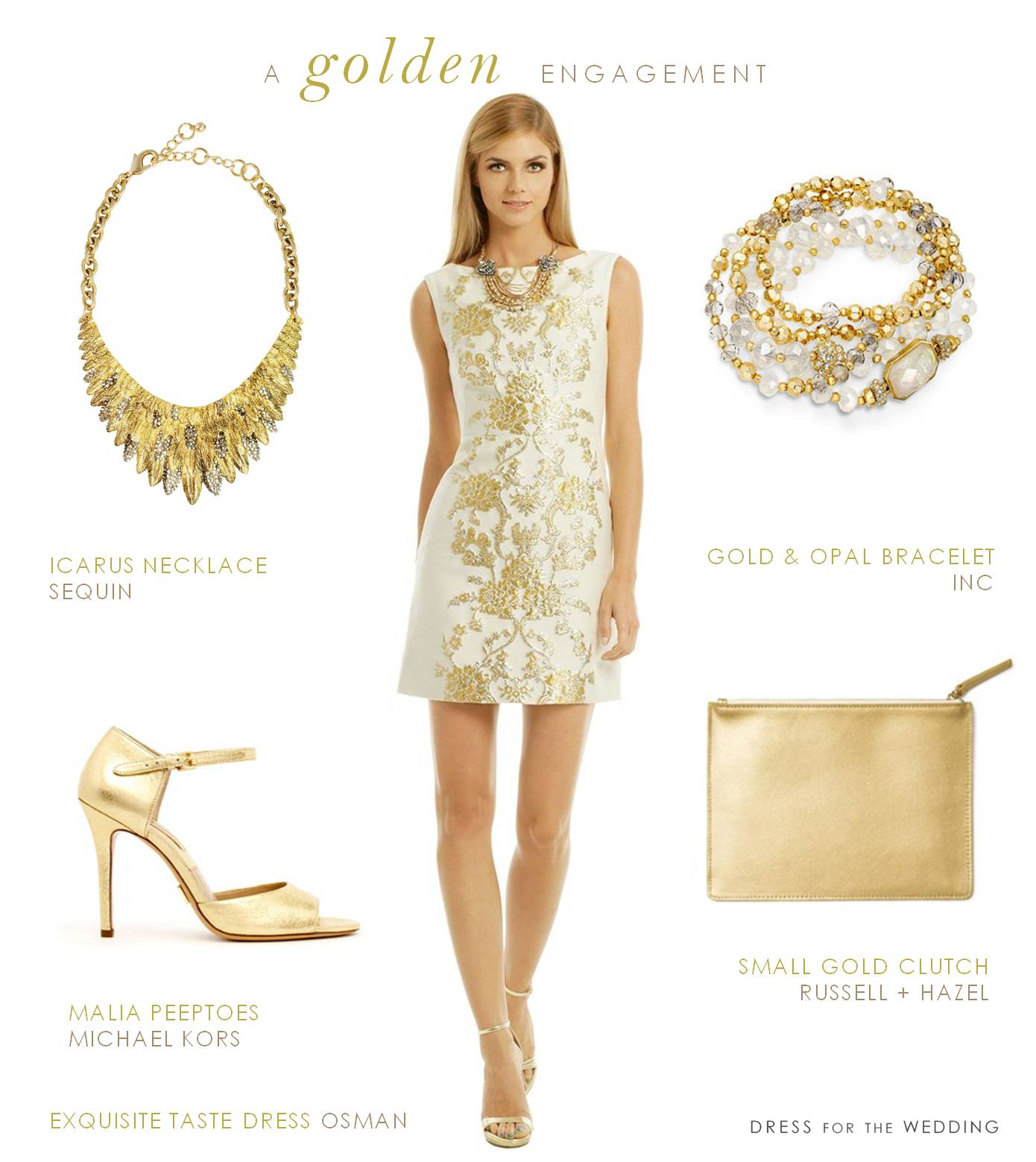 Semi Formal Wedding Guest Outfits