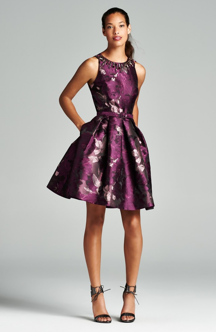 5fb3b64cf77 Monique Wedding Dress. dress for fall wedding guest semi formal fall ...