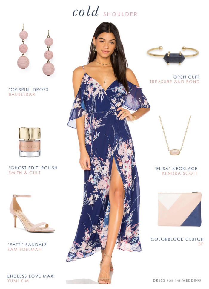 Image Result For Bridesmaid Jewelry Navy Dress