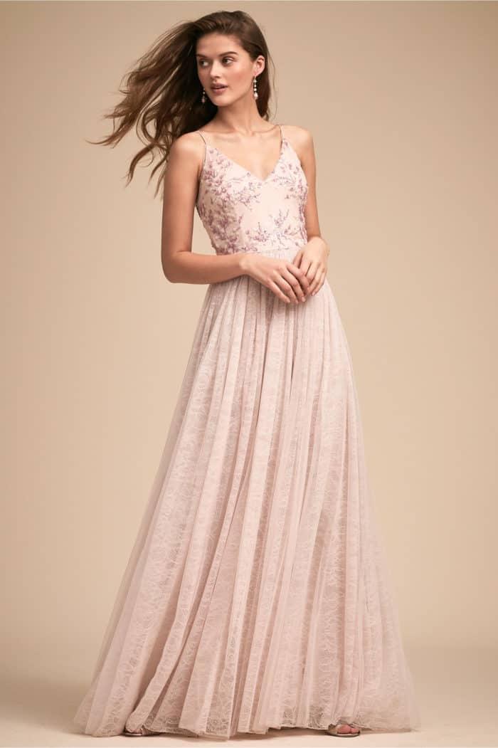 Cherry Blossom Wedding Ideas And Inspiration Dress For