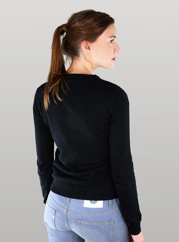 Dámský propínací svetr MELAWEAR