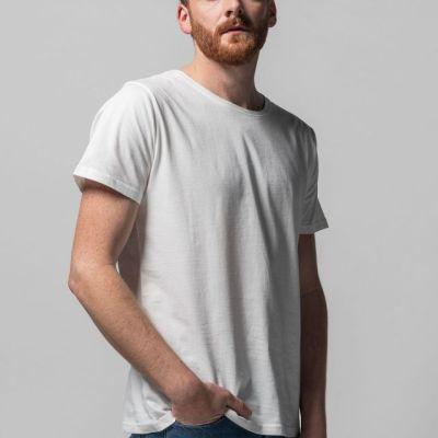 Pánské udržitelné tričko Melawear bílé