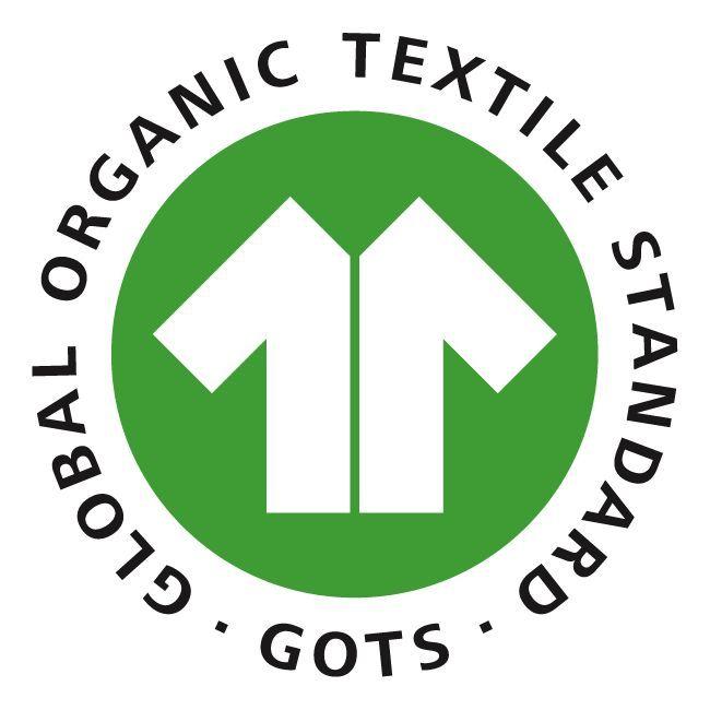 Logo certifikace GOTS