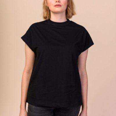Dámské tričko Madhu černé