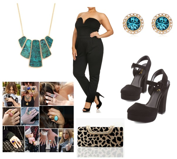 Sizzling Looks for a First Date!