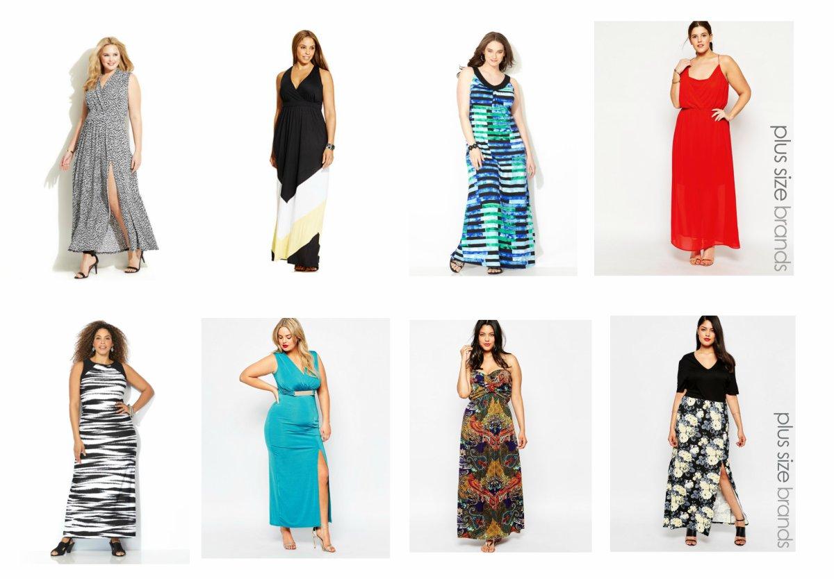 My top 8 Plus Size Maxi Dress Picks – all on sale ...