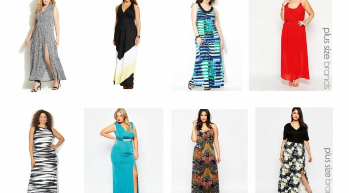 dressing room 8 plus size maxi dresses