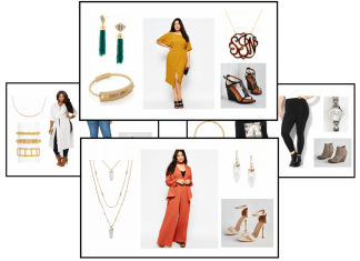 plus size fall looks