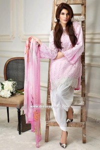 DRP6232 - Sana Safinaz Lawn Collection March 2017