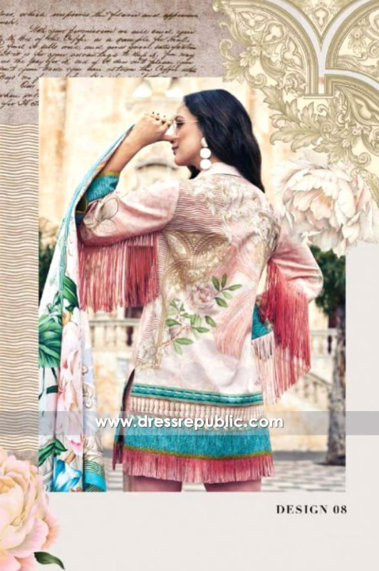DRP6265 - Faraz Manan Lawn 2017 Collection With Price