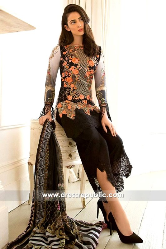 DRP6287 - Sobia Nazir Spring Summer Lawn 2017