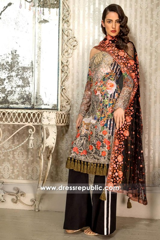 DRP6290 - Sobia Nazir Spring Summer Lawn 2017