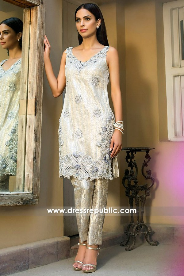 DR14189 - EID 2017 Dresses UK