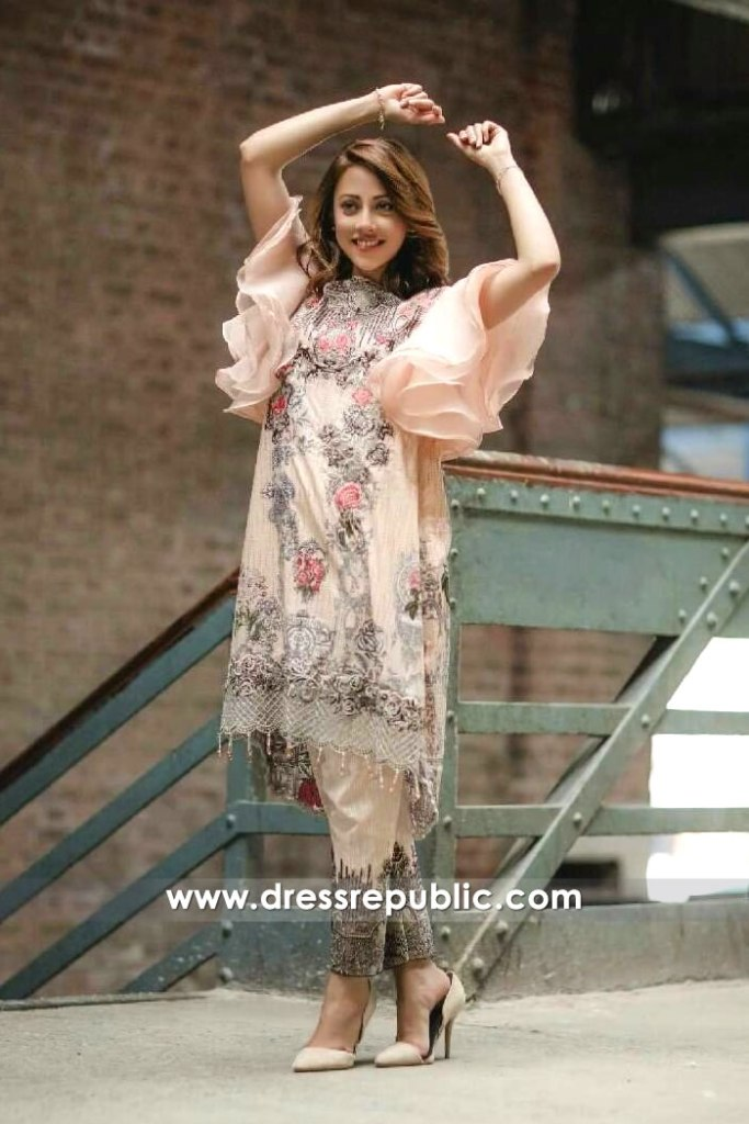 DR6510 - Rang Rasiya Lawn 2017 EID Collection
