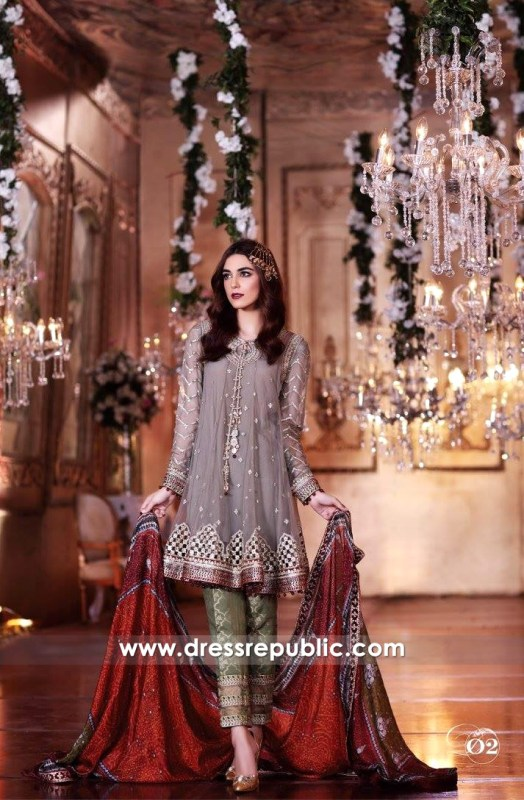 DRP6571 - Maria B Chiffon EID Collection 2017