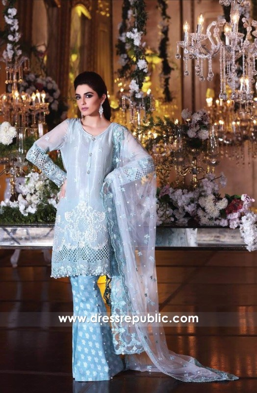 DRP6574 - Maria B Chiffon EID Collection 2017