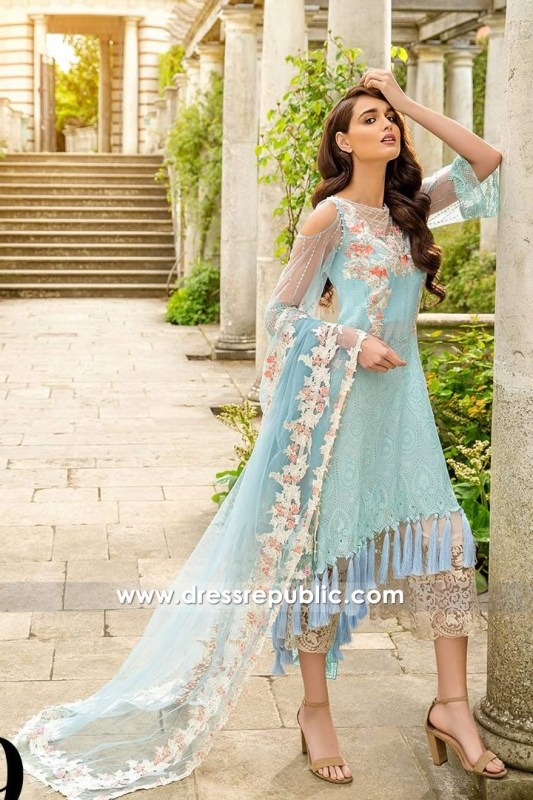 DRP6597 - Sobia Nazir Luxury Chiffon Collection EID 2017
