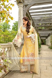 DRP6601 - Sobia Nazir Luxury Chiffon Collection EID 2017