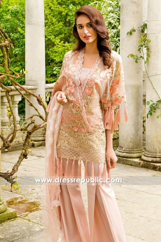 DRP6603 - Sobia Nazir Luxury Chiffon Collection EID 2017