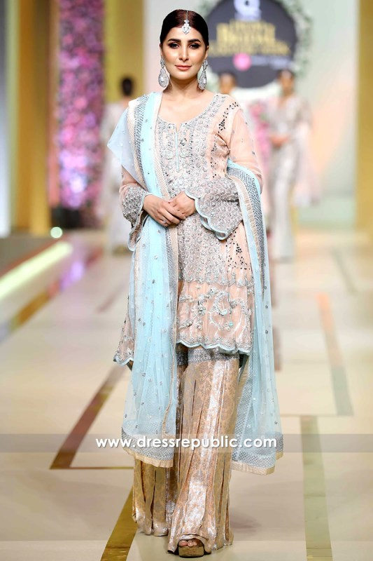 DR14218 - Wedding Guest Pakistani Designer Dresses 2017