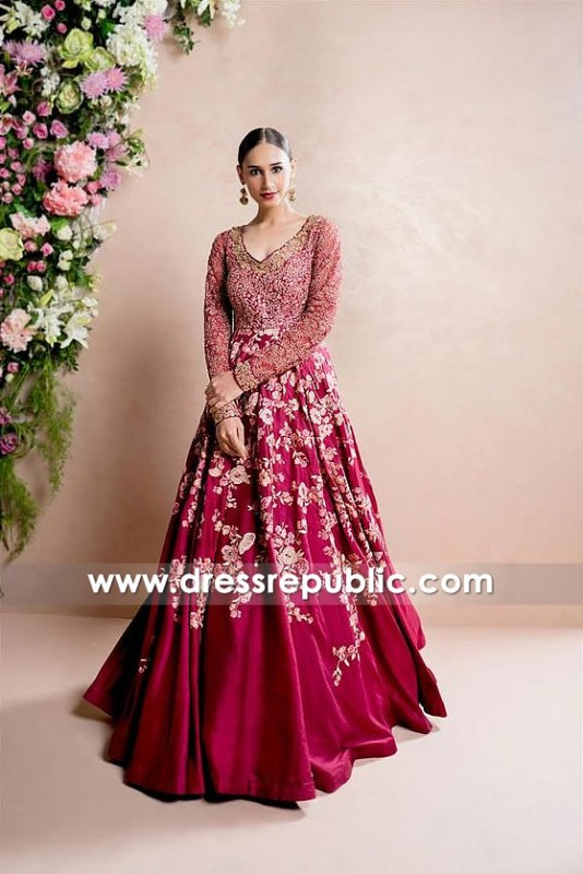 DR14238 - Shyamal and Bhumika Dresses 2017 in USA
