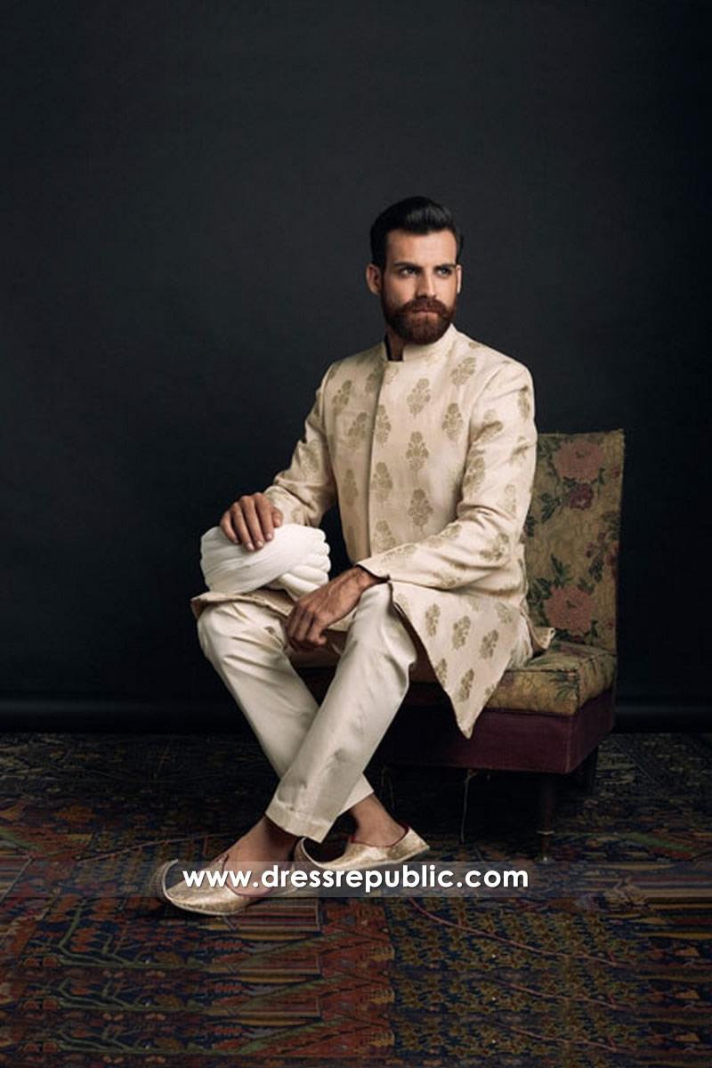 DRM5112 - Sherwani for Men 2017 Online Shop