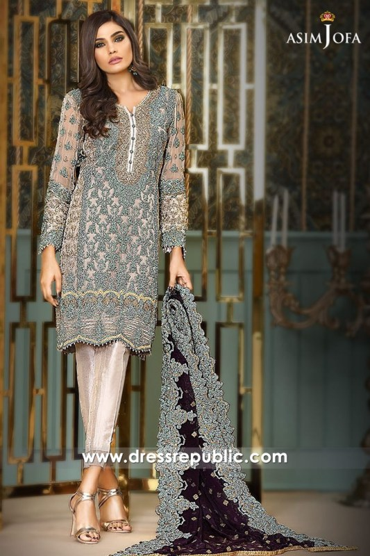 DRP6773 - Asim Jofa New Collection 2017