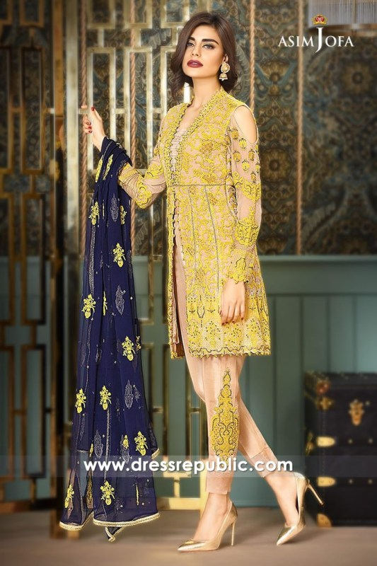 DRP6775 - Asim Jofa New Collection 2017