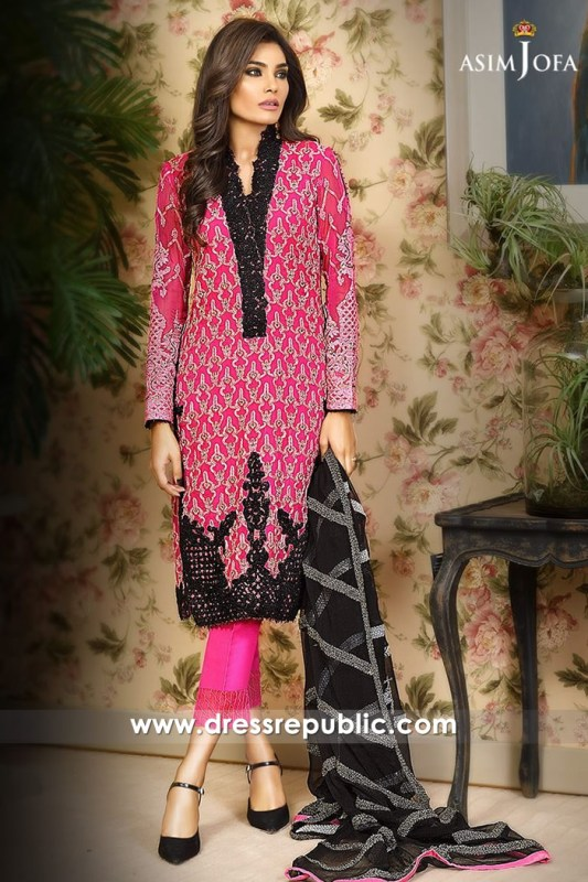 DRP6777 - Asim Jofa New Collection 2017