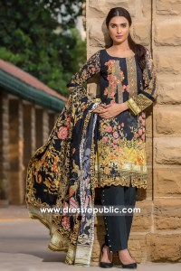 DRP6792 - Firdous Cambric 2017 Fabrics and Stitched Online Pakistan