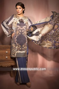 DRP6816 - Design 02 - Sobia Nazir Pre Fall Collection 2017 Buy Online in UK
