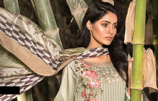 Sobia Nazir Winter 2017 Collection Now Available