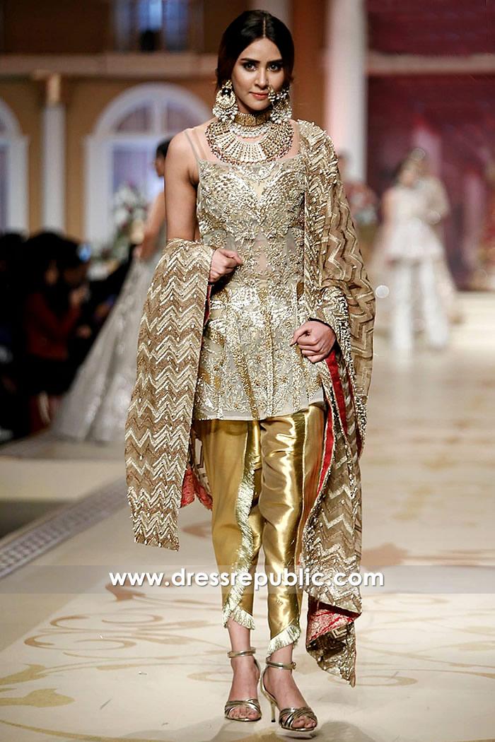 DR14495 - 2017 Pakistani Dresses Online