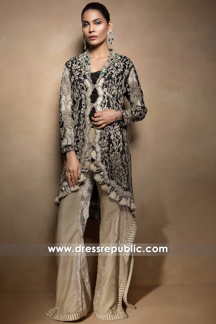 DR14514 - Designer Mahgul Party Dresses Shop Online Toronto, Canada