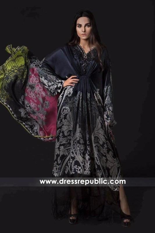 DRP7007 - Maria B Silk 2018