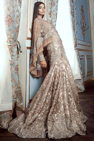 DR14536 Pakistani Designer Bridal Dress 2018 Online Shop Buy in Lahore