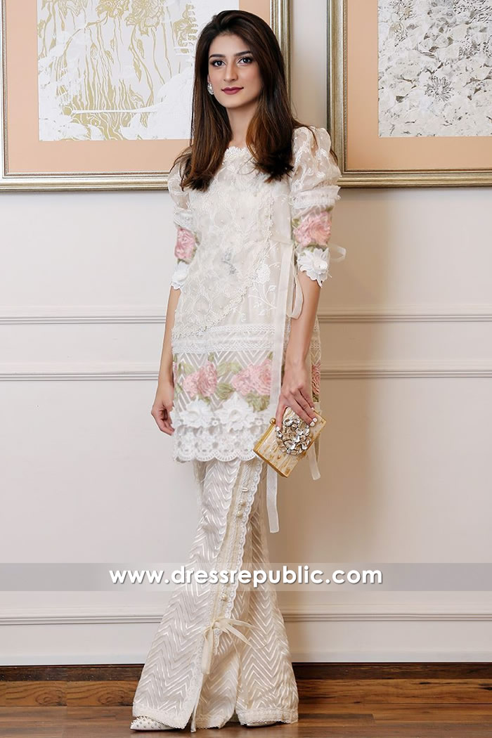 DR14563 Farah Talib Aziz Luxe Pret Collection Buy Online at Dress Republic